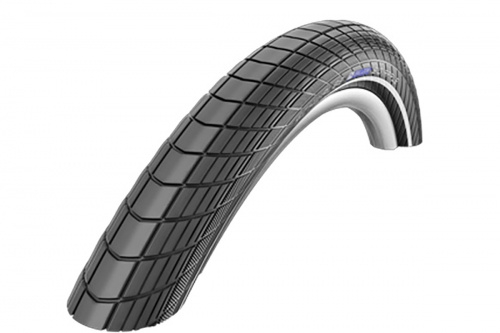 Покрышка Schwalbe BIG APPLE RaceGuard 50-507 (24х2.0)