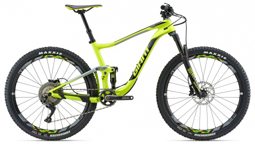 Велосипед Giant Anthem Advanced 2 (2018)